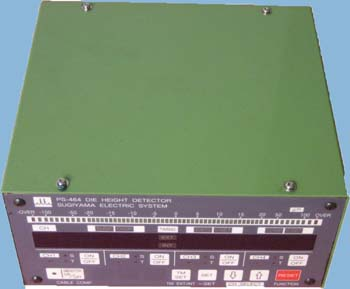 SUGIYAMA ELECTRIC SYSTEM PS-464 DIE HEIGHT DETECTOR